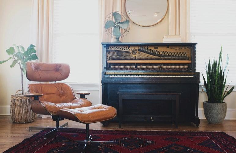 møbler fra Eames