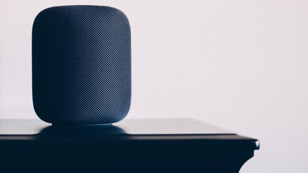 Apple Homepod Smartspeaker