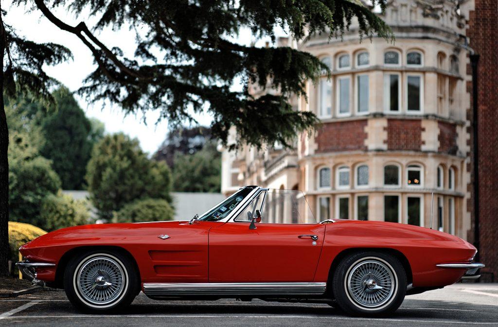 Køb Corvette reservedele i USA