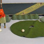 golf figurer mini indendørs golf