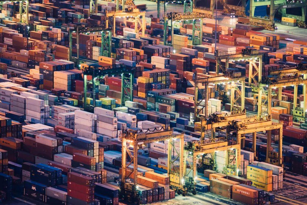 Import fra USA - ShopUSA håndterer også containerfragt