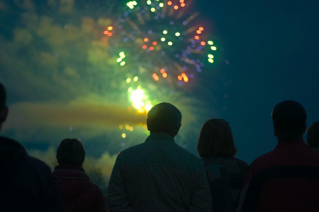 Independence Day - 4. juli i USA - Tilbud med knald på