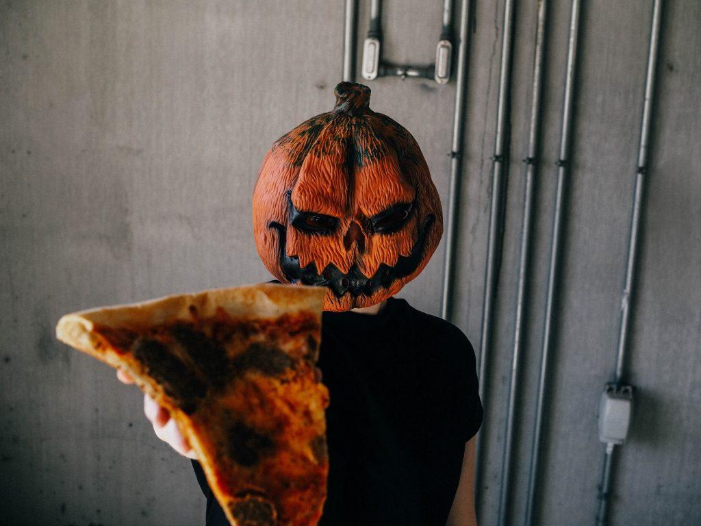 Halloween - uhygge, udklædning og udsalg