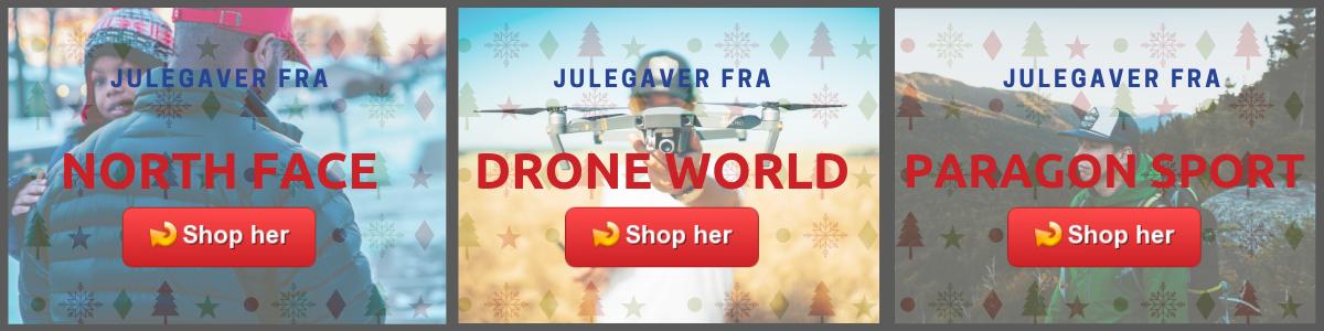 Julegave til ham der er aktiv - Shop i USA med ShopUSA