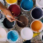 Maling hobby farver