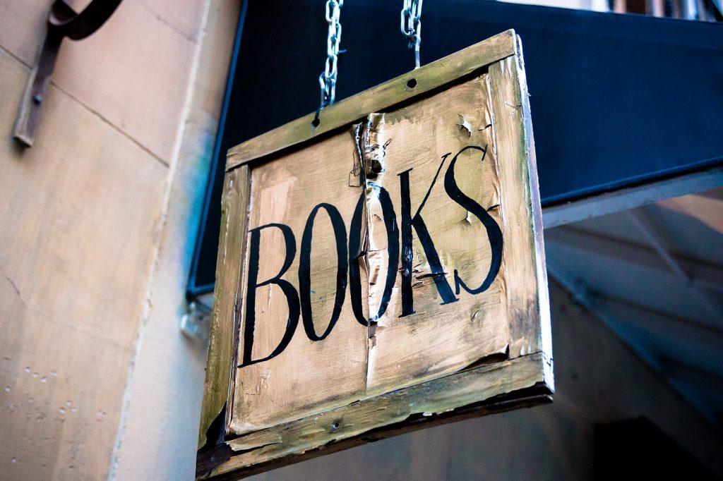 Bøger online fra USA