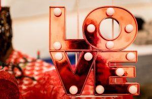 Valentinsdag gave fra USA