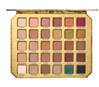 Natural Lust Eye shadow pallet
