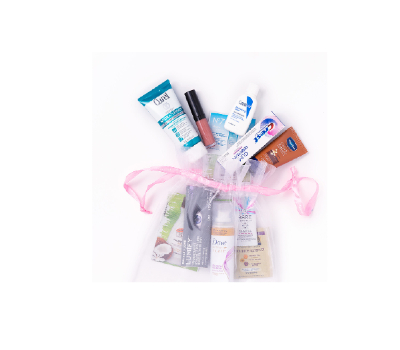 Beauty Bag Sample - ShopUSA