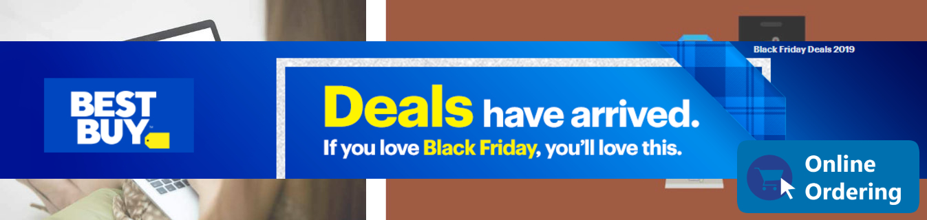 ShopUSA - Best Buy Black Friday Sales
