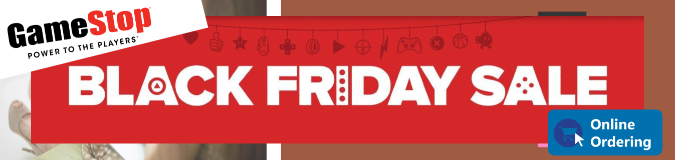 ShopUSA - GameStop Black Friday Sales