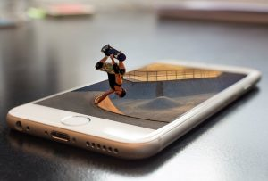 iPhone – Always Sparkle