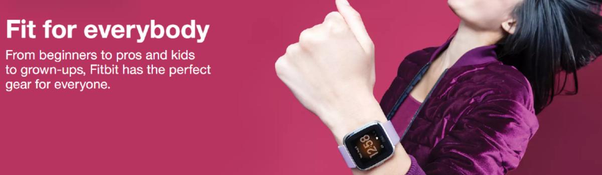 Fitbit Health Tracker - ShopUSA