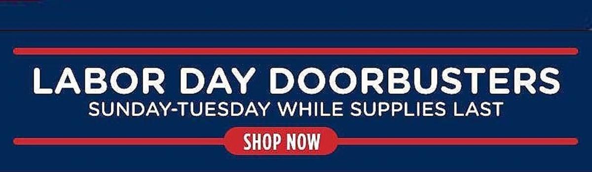Labor Day - Big Save with ShopUSA