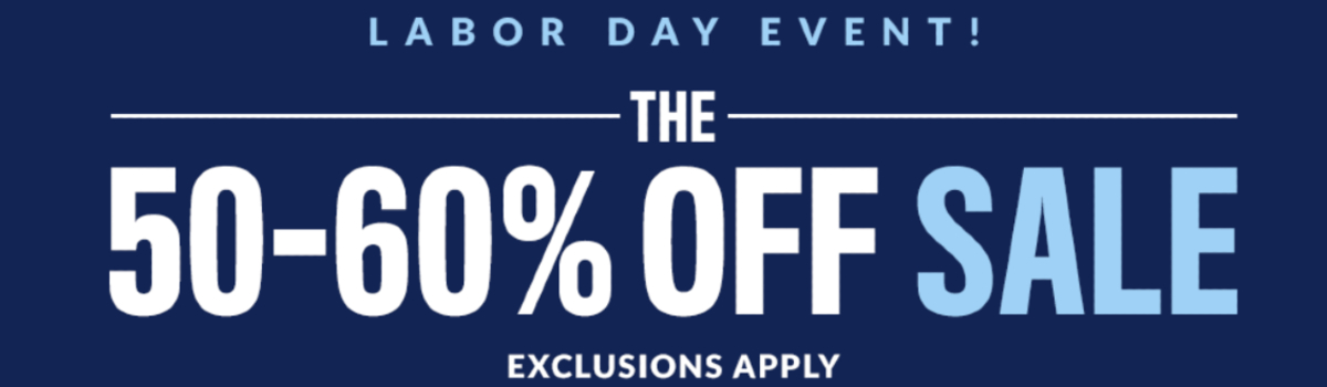 ShopUSA - Labor Day Offers