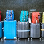 ShopUSA Luggage bags