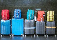 ShopUSA Luggage bags