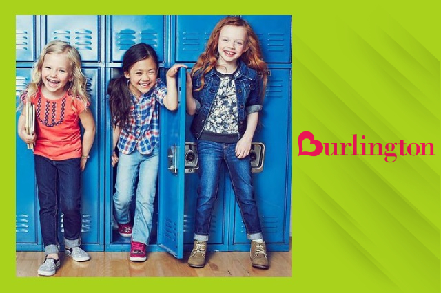 Burlington - Back To School