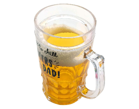 Double layer Beer mug