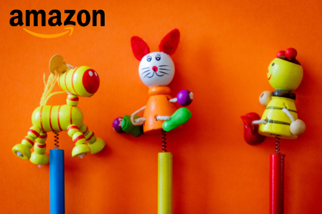 Kid's Toys - Ship from USA to India