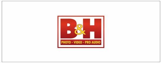 ShopUSA - B & H Photo