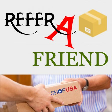 ShopUSA - India - Refer A Friend