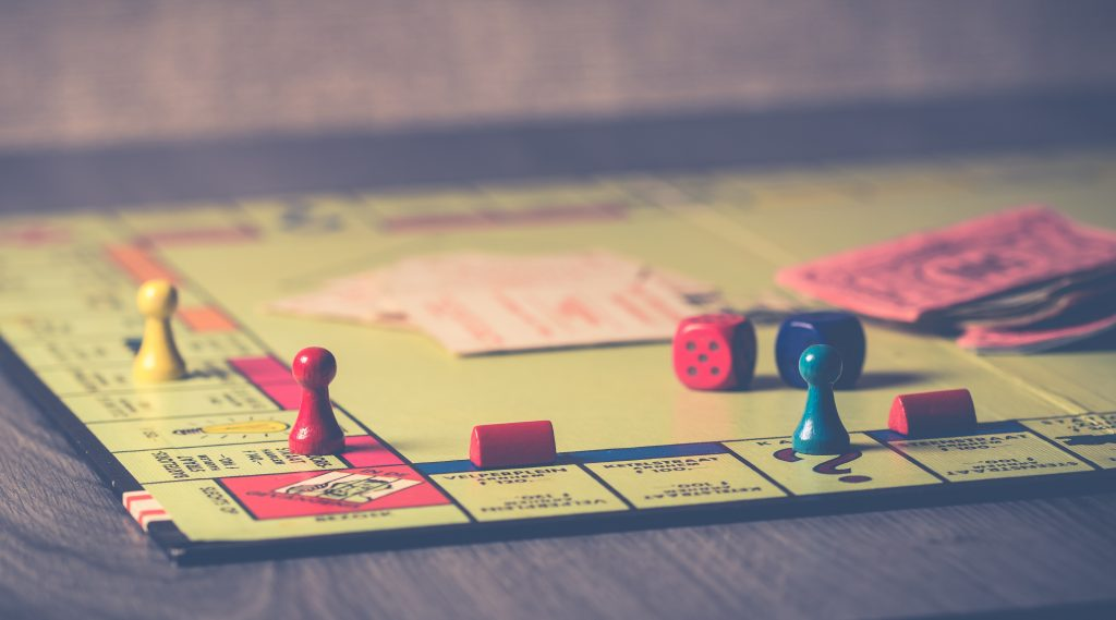 Board Games - Luck, Strategy, and Diplomacy