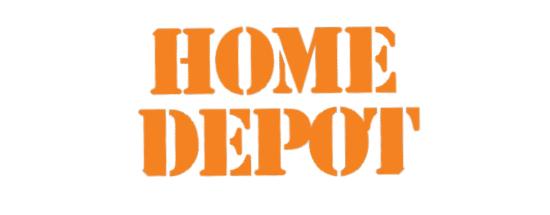 Home depot logo - ShopUSA