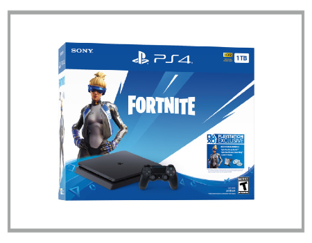 ShopUSA - Sony PlayStation 4 Fortnite Neo Versa Gaming Console Bundle
