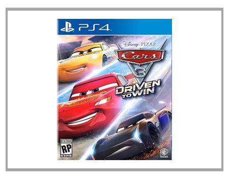 ShopUSA - WB Games Cars 3 Driven to Win - Playstation 4