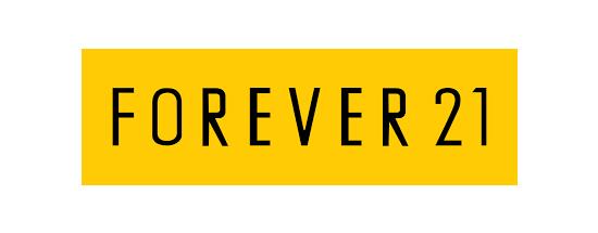 foerver 21 logo - ShopUSA