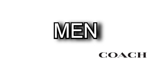 SHOPUSA - Coach - Men