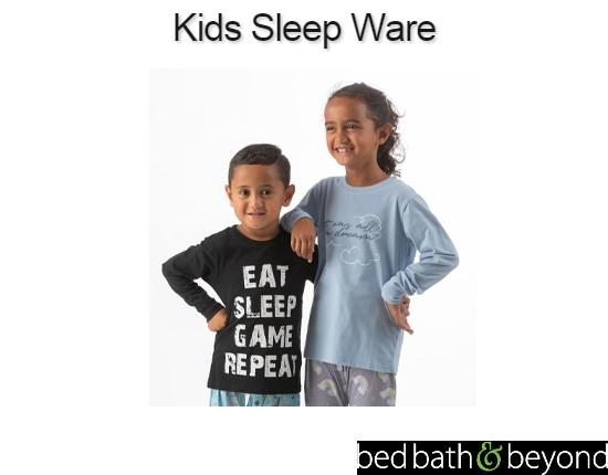 ShopUSA- Kids Sleep Ware