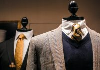Shopping at Brooks Brothers