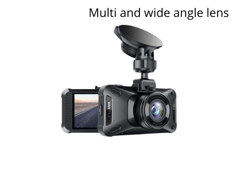 Multi and wide angle lens