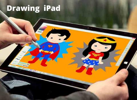 Drawing iPad