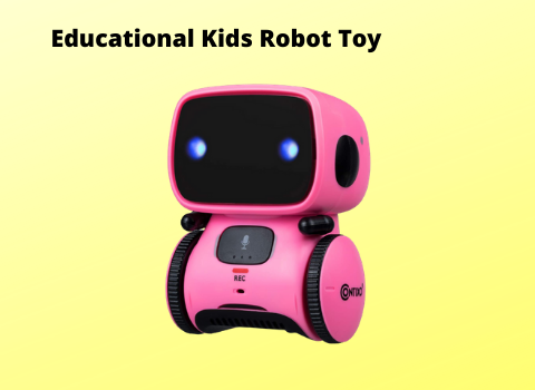 Educational Kids Robot Toy