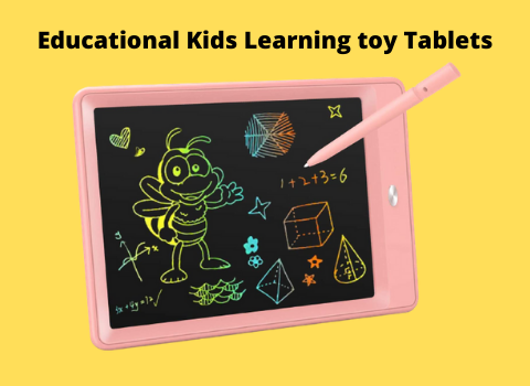 Educational Kids Learning toy Tablets