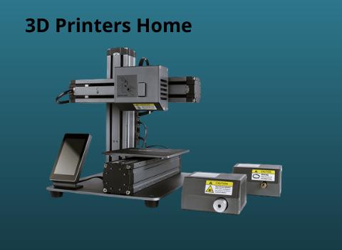 3D Printers Home