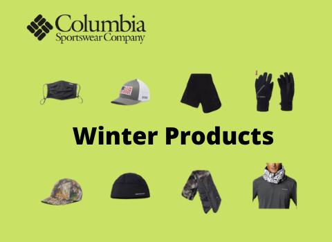 Winter productes