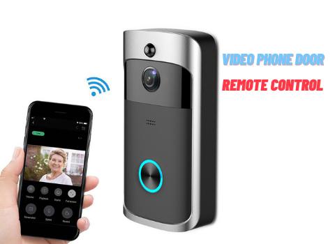 Video Phone Door