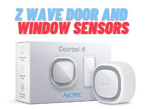 z wave sensors