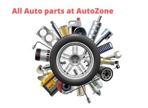 All Auto parts at AutoZone