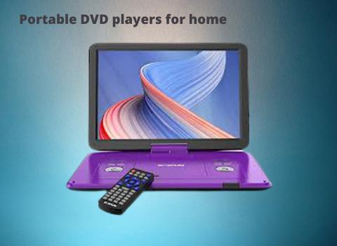 Portable DVD playersfor home