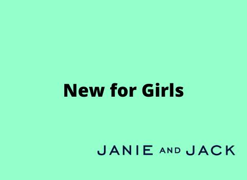New for Girls