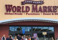 Shopping at World Market