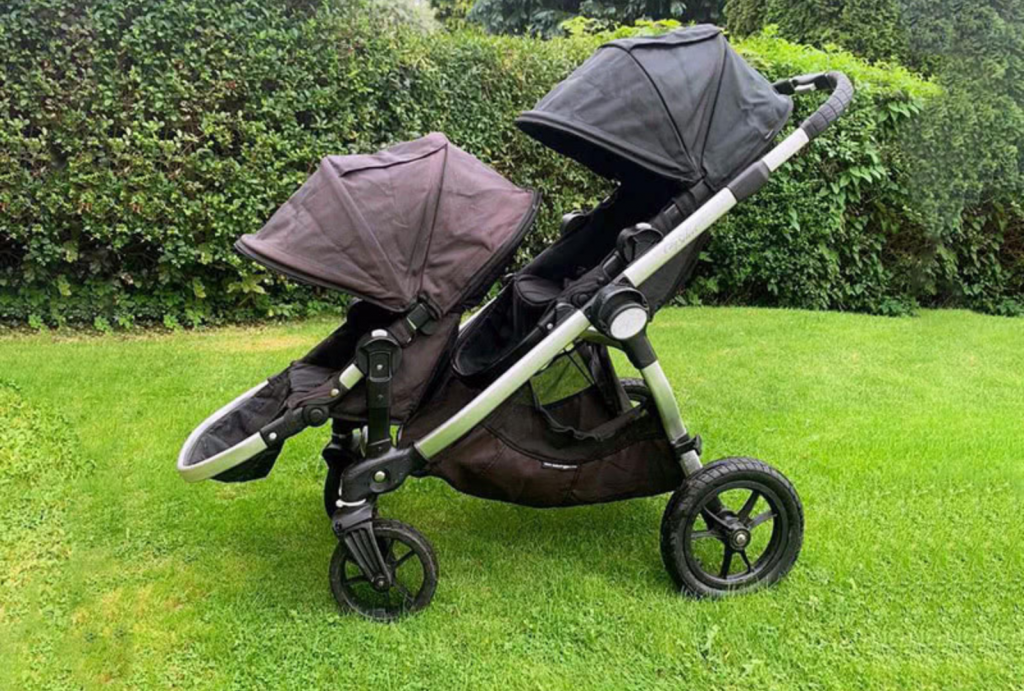 Strollers and Joggers