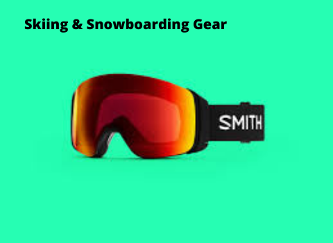 Skiing & Snowboarding Gear