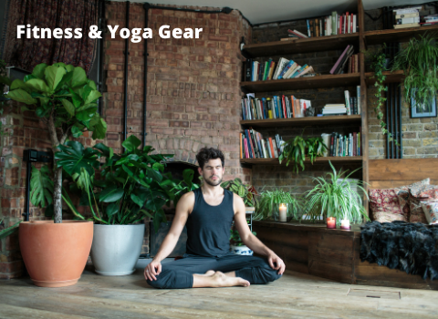 Fitness & Yoga Gear