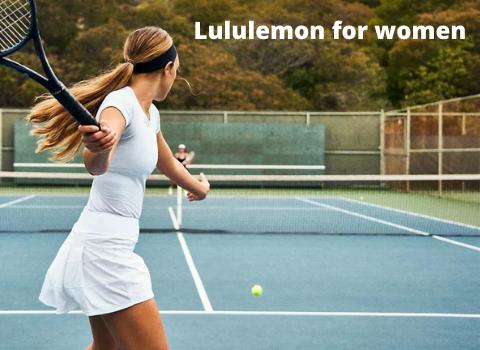 Lululemon for women